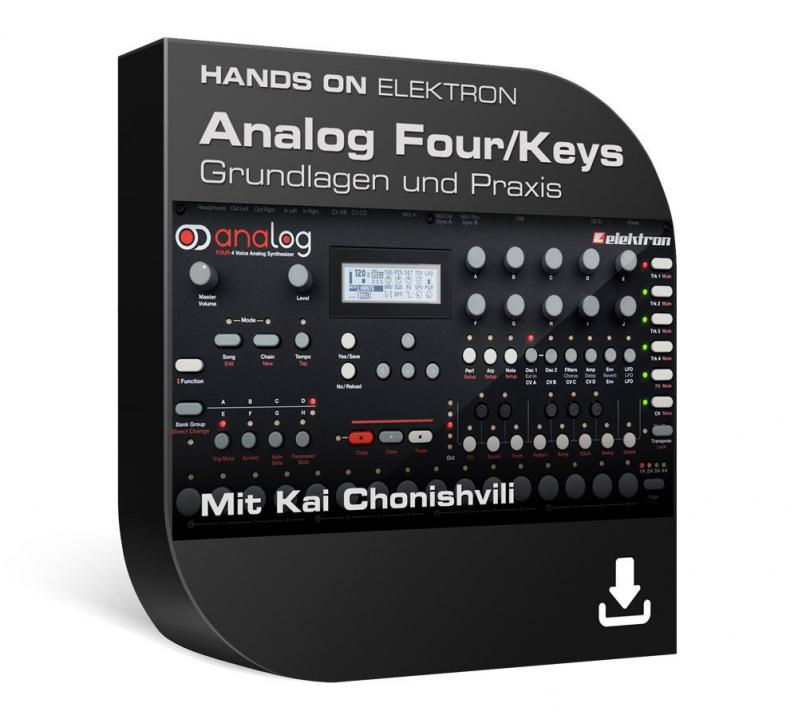 Erhältlich: Hands On Elektron Analog Four/Keys