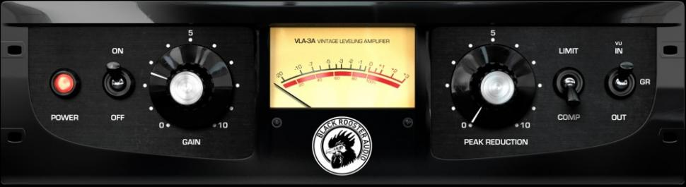 Neue Emulation: Black Rooster Audio VLA-3A