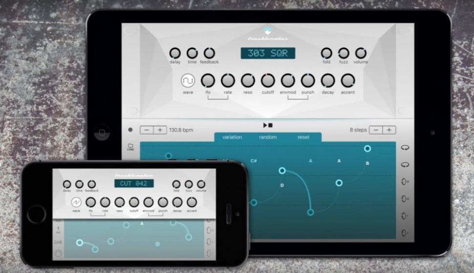 Troublemaker - virtuelle TB-303 für iOS