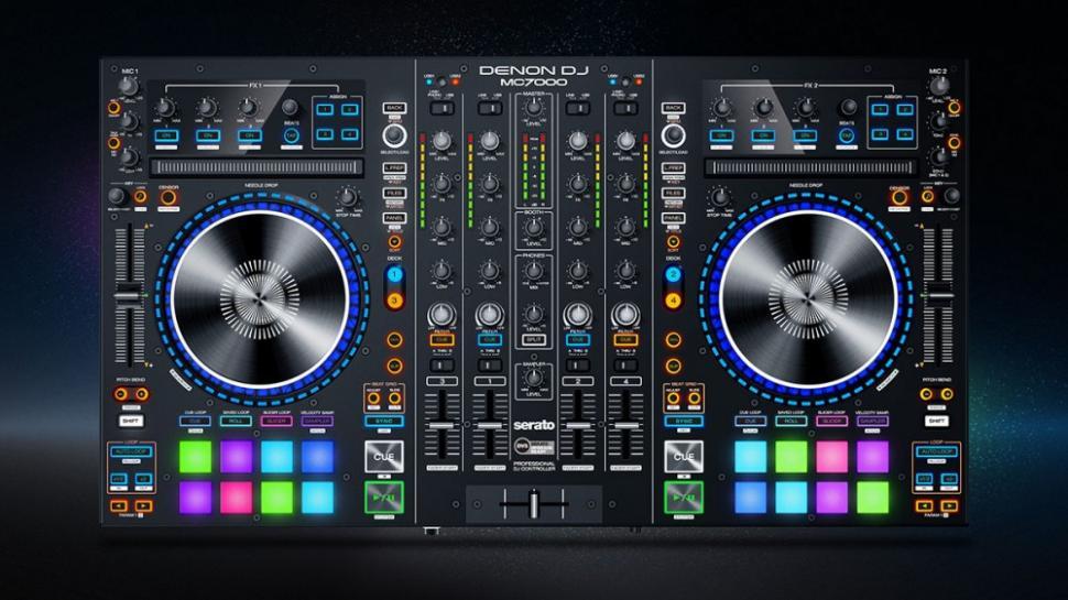 Denon MC7000: 4-Kanal DJ Controller  vorgestellt