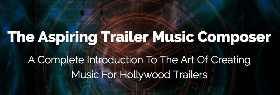 Empfehlung: Online-Kurs ''The Aspiring Trailer Music Composer''