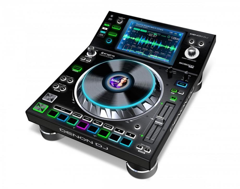 Denon DJ präsentiert SC5000 Prime Media-Player