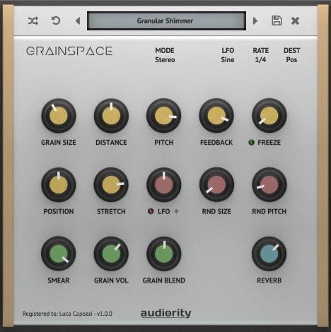 Audiority stellt GrainSpace vor