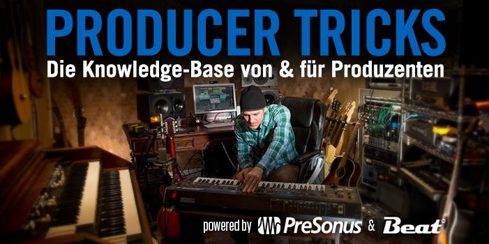 Die große Producer Knowledge-Base ist live