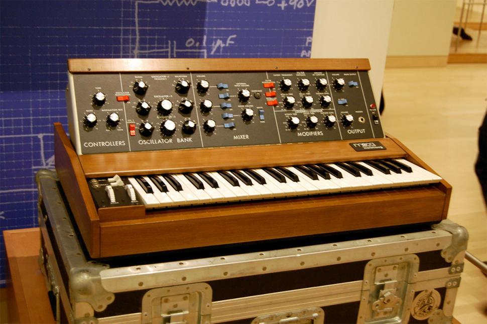 Minimoog Model D von Bob Moog