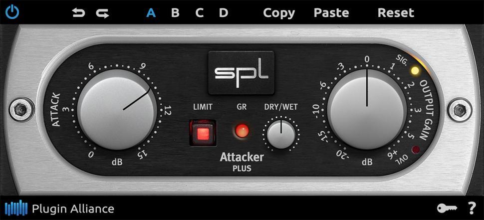 SPL Attacker Plus