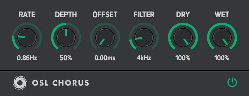 Kostenloser Audio-Effekt: Oblivion Sound Lab Chorus