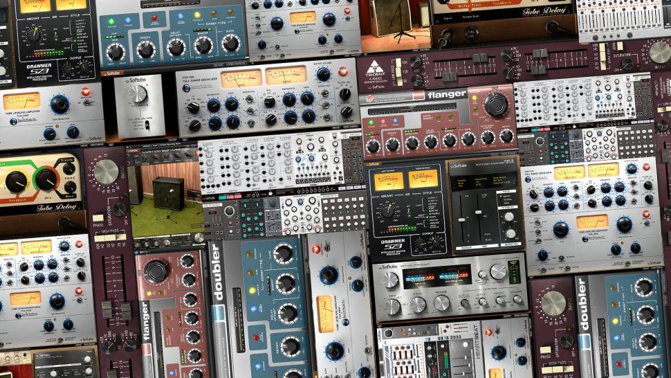 Softube Volume 1: Ein gigantisches Plug-in-Bundle, das jedes Musikerherz höher schlagen lässt.