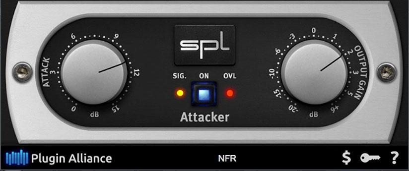 Enthalten in PreSonus Studio Magic: SPL Attacker