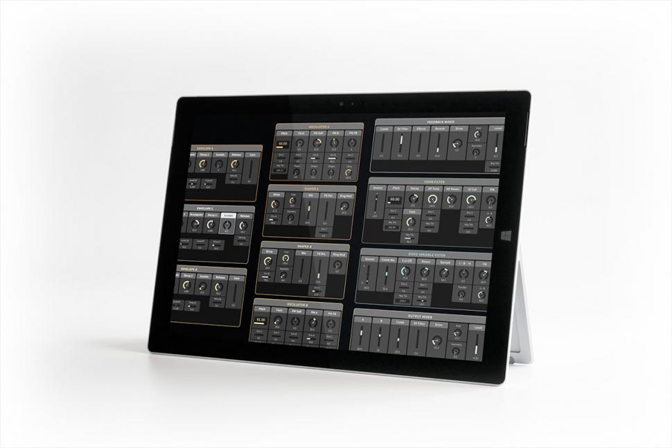 Nonlinear Labs C15 App