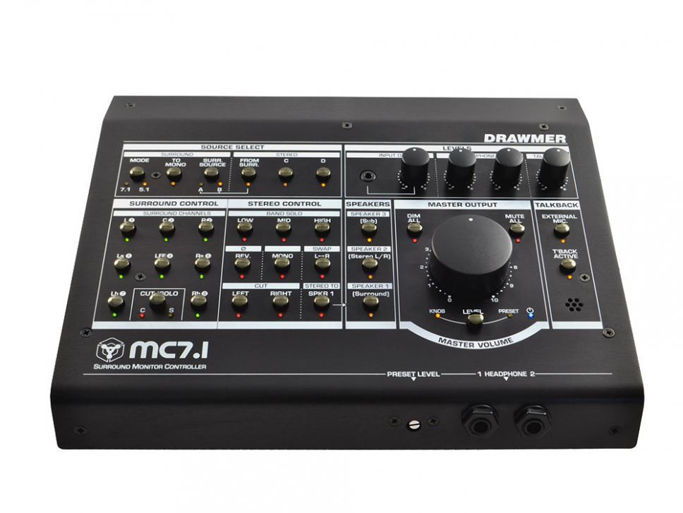 Drawmer MC 7.1