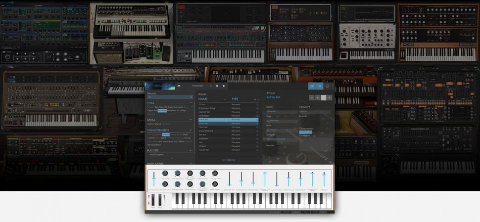 Arturia Keylab Essentials Software