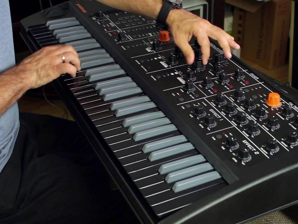 Synthesizer mit DSP-Herz aus Waldorf.