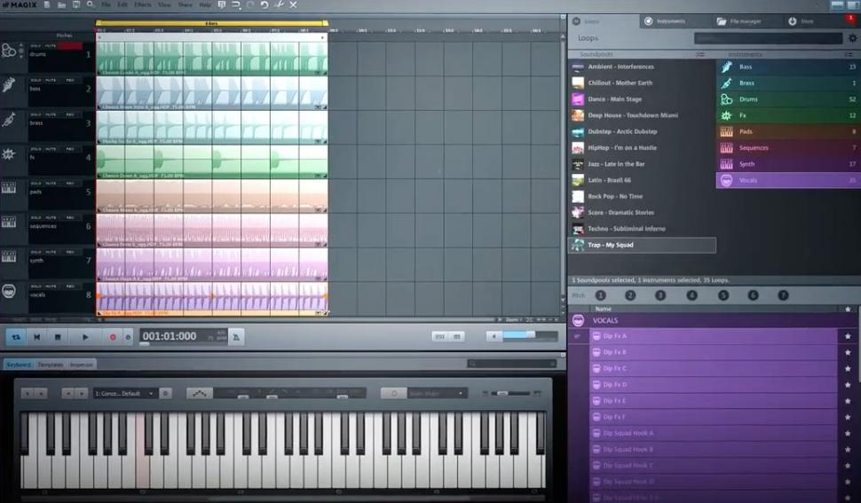MAGIX Music Maker jetzt kostenlos