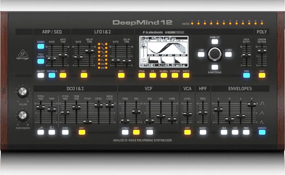 Behringer DeepMind 12 Desktop