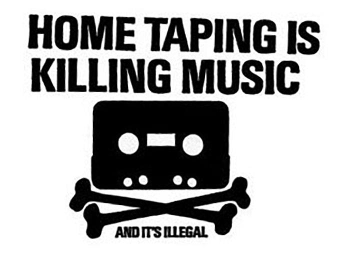 Logo der Kampagne von The British Phonographic Industry