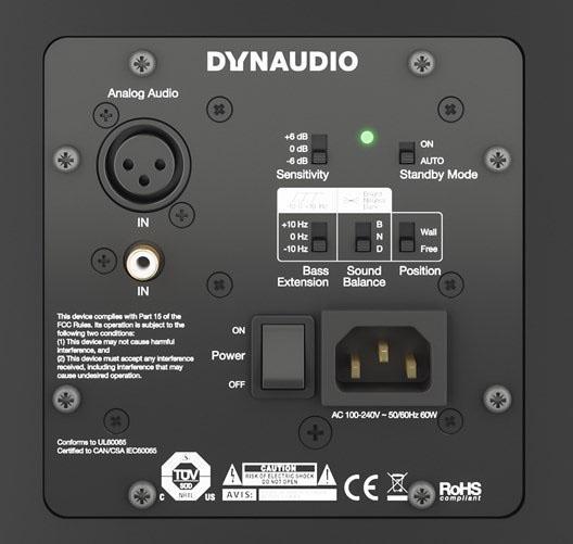 Dynaudio LYD-7