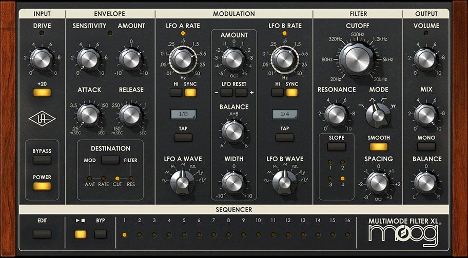 Universal Audio Multimode Filter XL