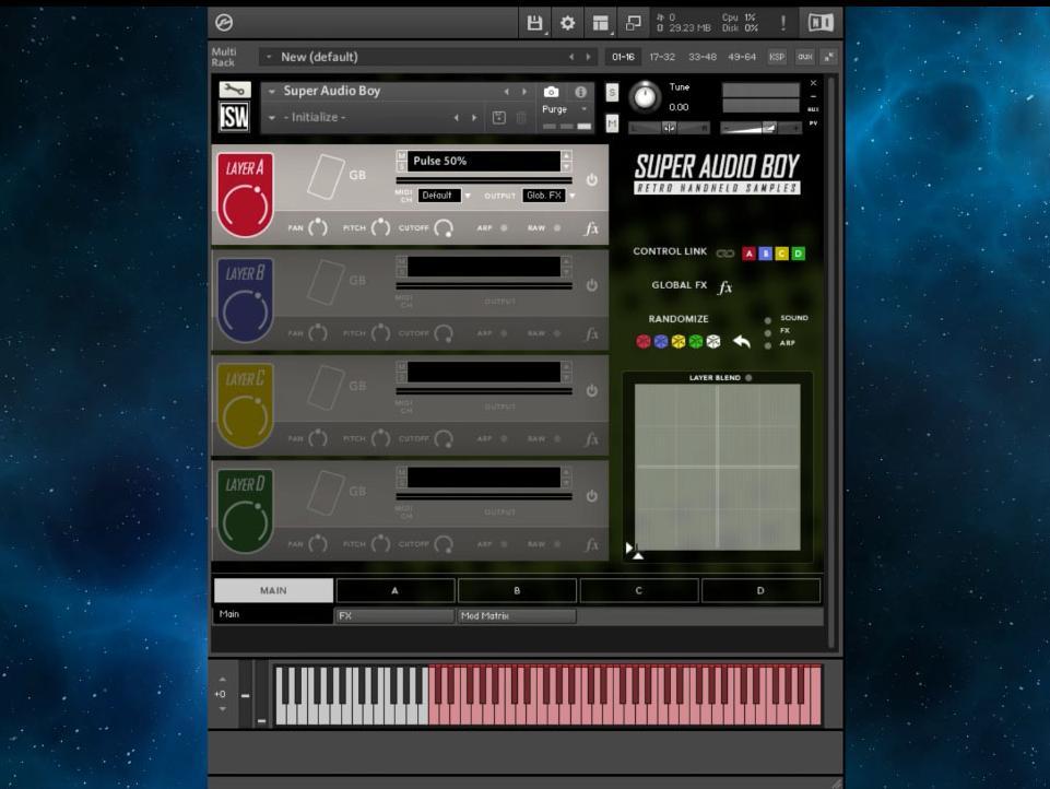 Super Audio Boy von Impact Soundworks