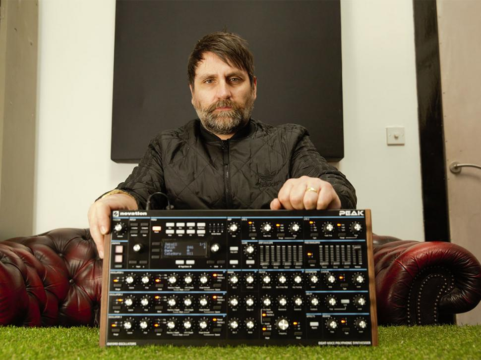 Chris Calcutt - Novation product specialist