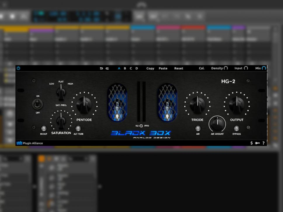Black Box Analog Design HG-2