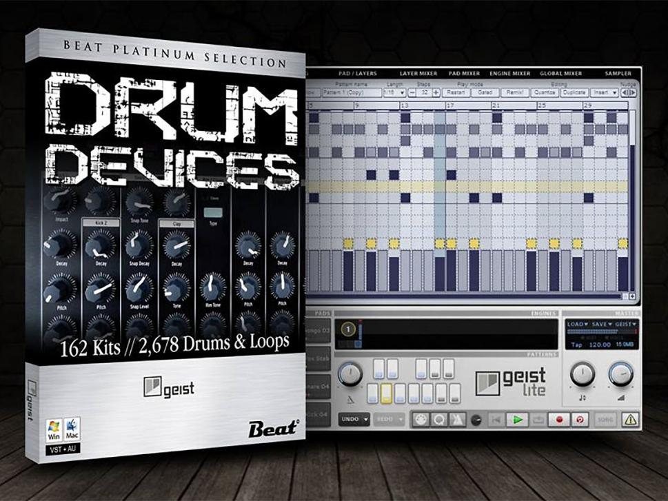 Drum Devices
