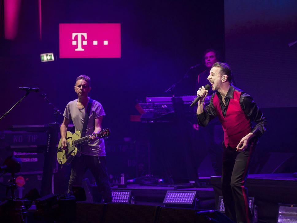 Depeche Mode Telekom Street Gigs