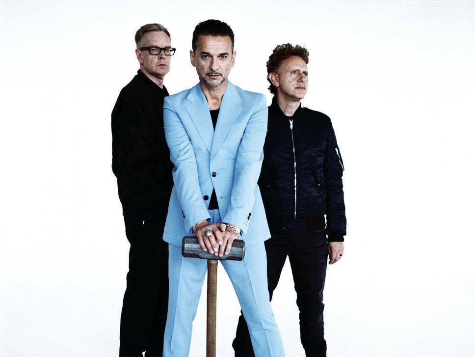 Depeche Mode New York 21.07.2016