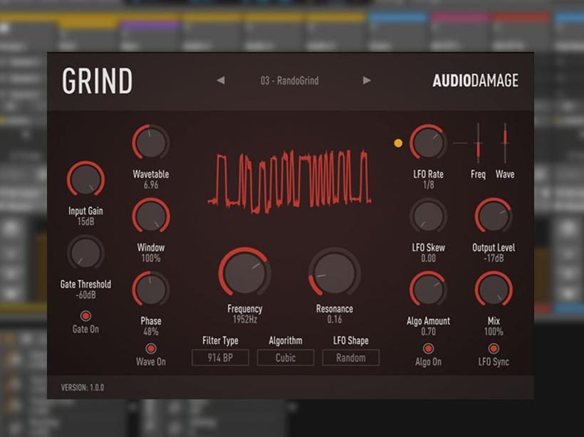 Audio Damage Grind