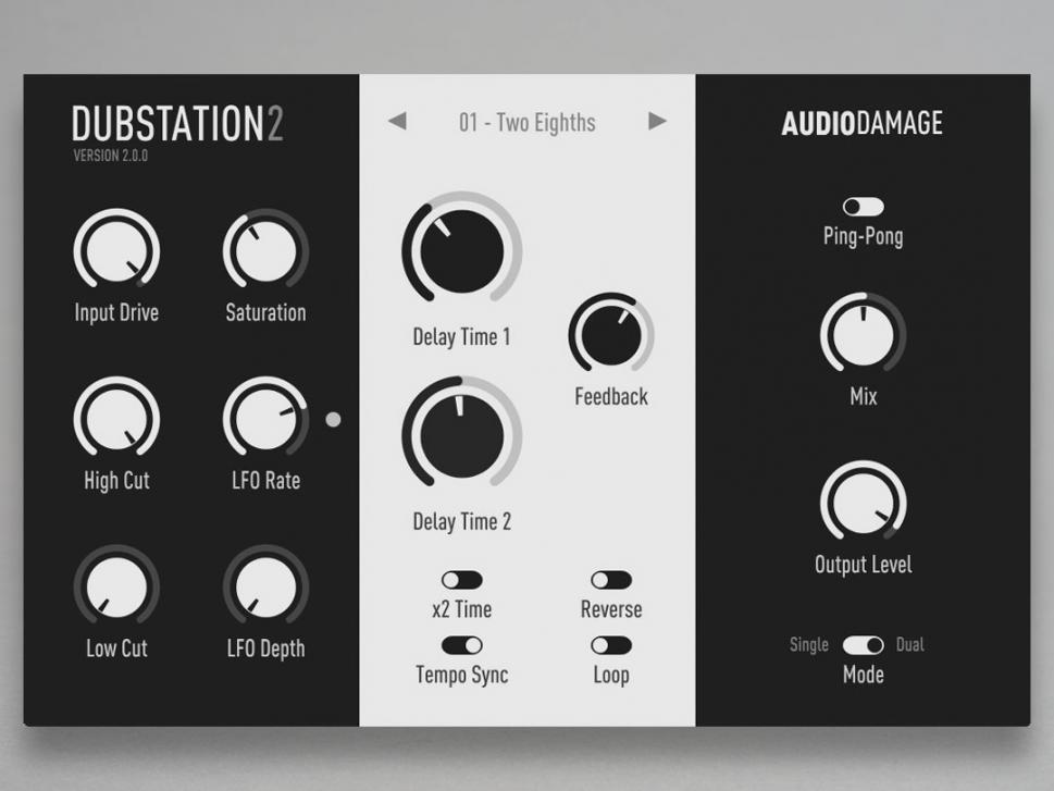 Audio Damage Dubstation 2.0