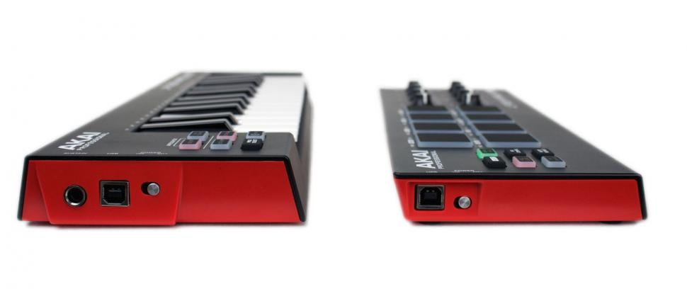 Akai LPD8 Wireless und LPK25 Wireless