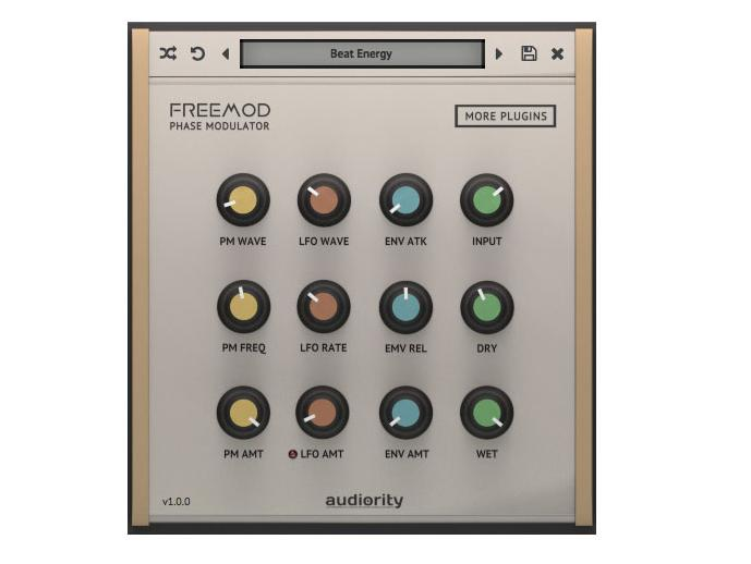 Audiority FreeMod