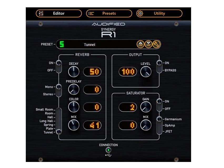 Audified Synergy R1: Das Plug-in für die Hardware