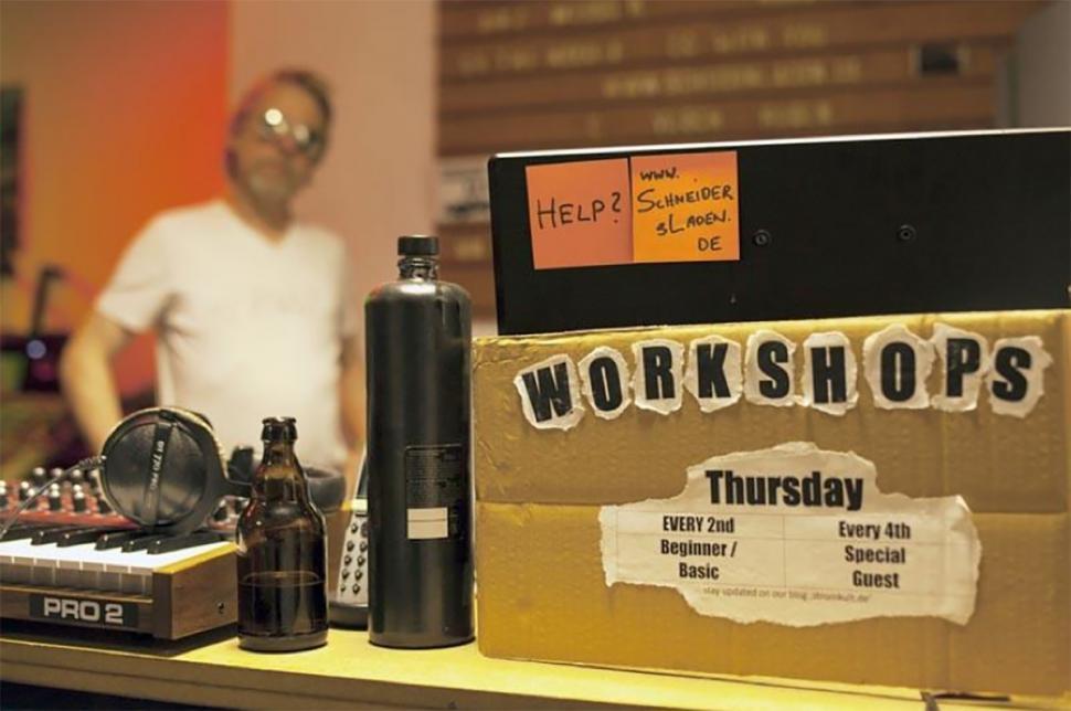 Workshops in Schneidersladen