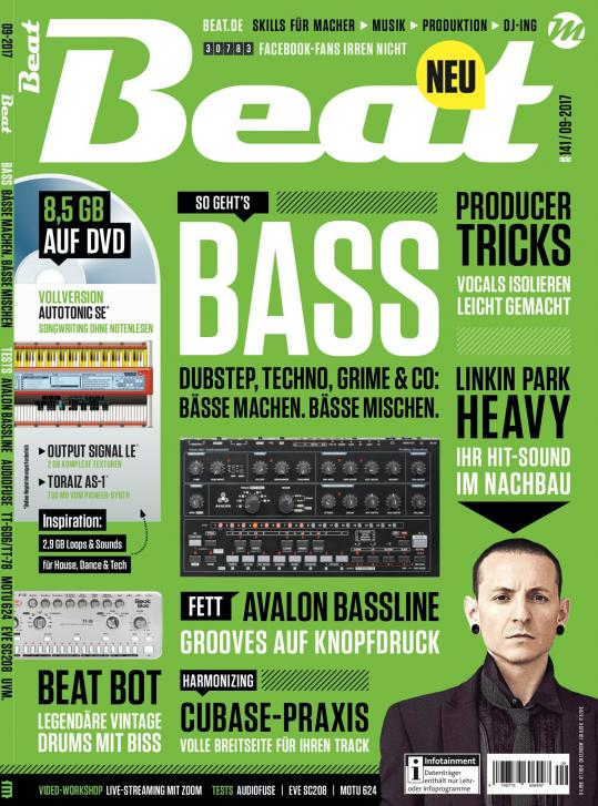 Beat Magazin 09/17