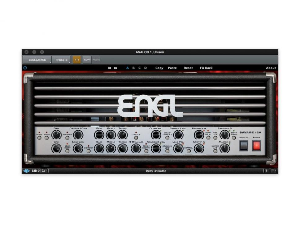 ENGL Savage 120 Amplifier