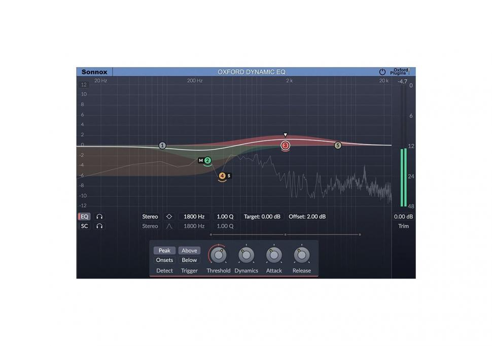 Sonnox Oxford Dynamic EQ