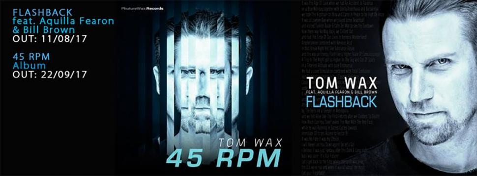 Remix Contest: Tom Wax - Flashback feat. Aquilla Fearon & Bill Brown