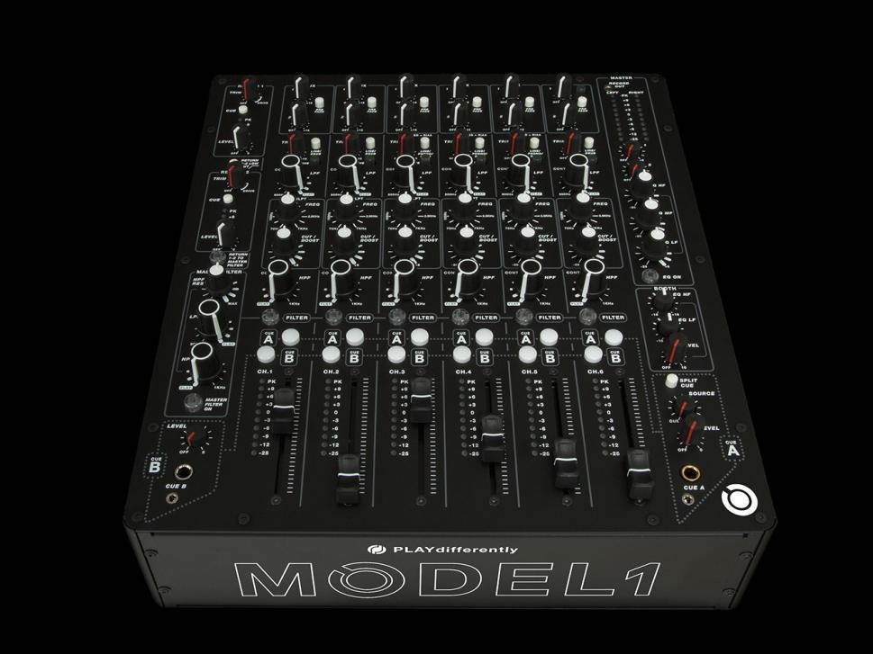 PLAYdifferent Model 1