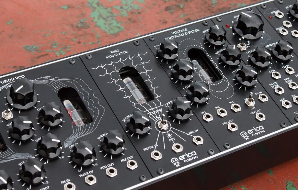 Erica Synths Fusion Drone System
