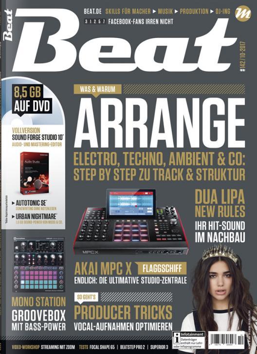 Beat Magazin 10/17