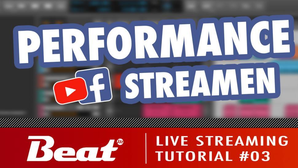 6df8f44c76c Tutorial  Live Stream für Facebook Youtube (3 5) - Musik-Performance ...