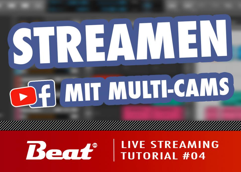 Live Streaming Tutorial Folge 4