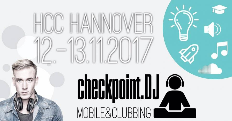 Checkpoint.DJ Messe am 12./13. November in Hannover