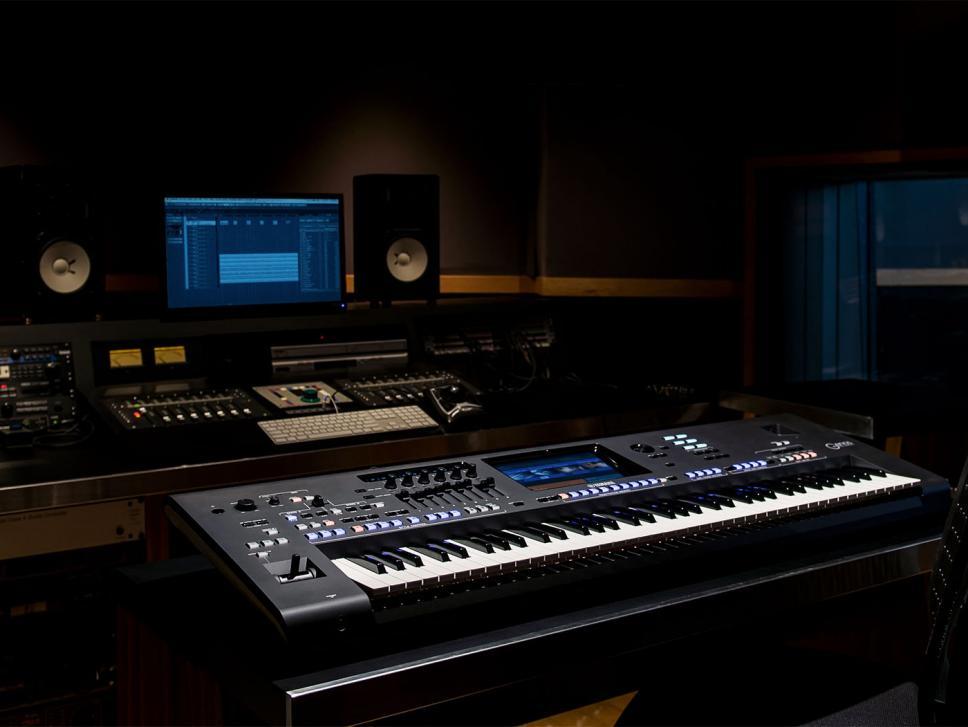yamaha genos die gigantische workstation f r musiker beat. Black Bedroom Furniture Sets. Home Design Ideas