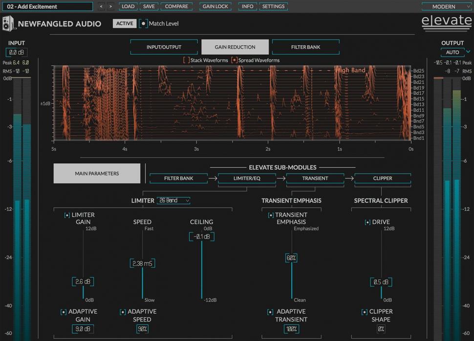 Eventide & Newfangled Audio Elevate