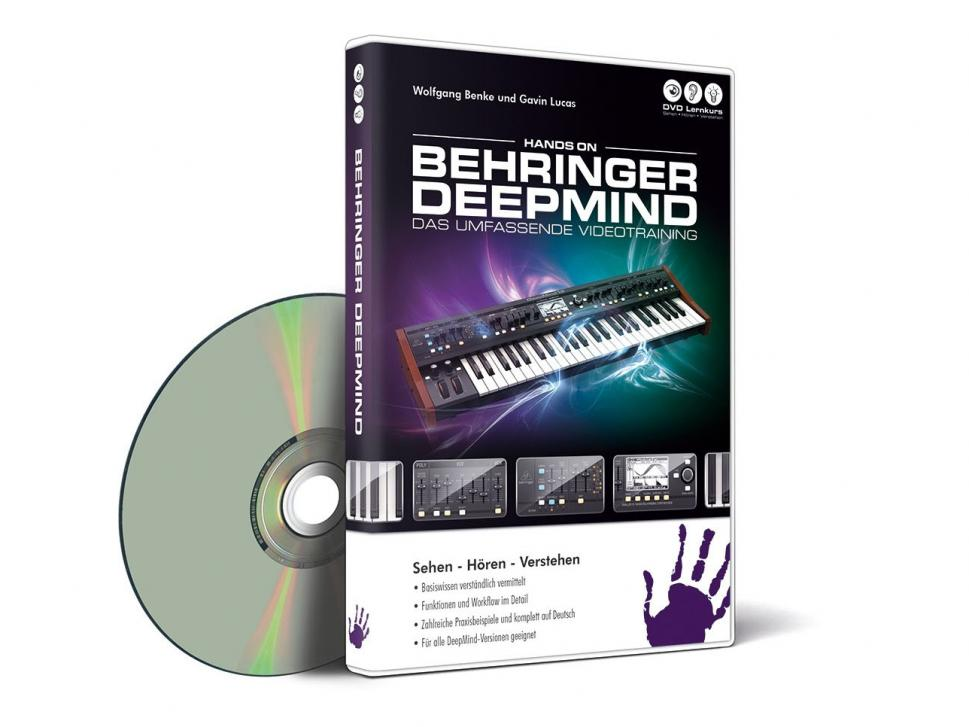 Hands On Behringer DeepMin 12