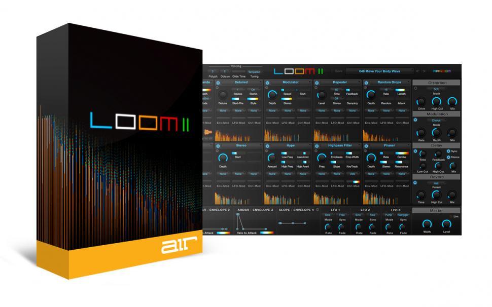Air Music Technology Loom II