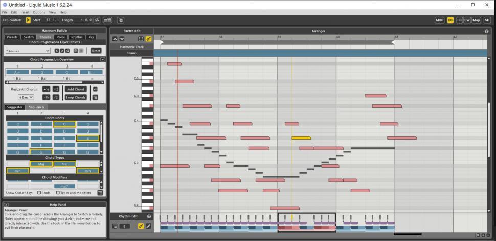WaveDNA Liquid Music