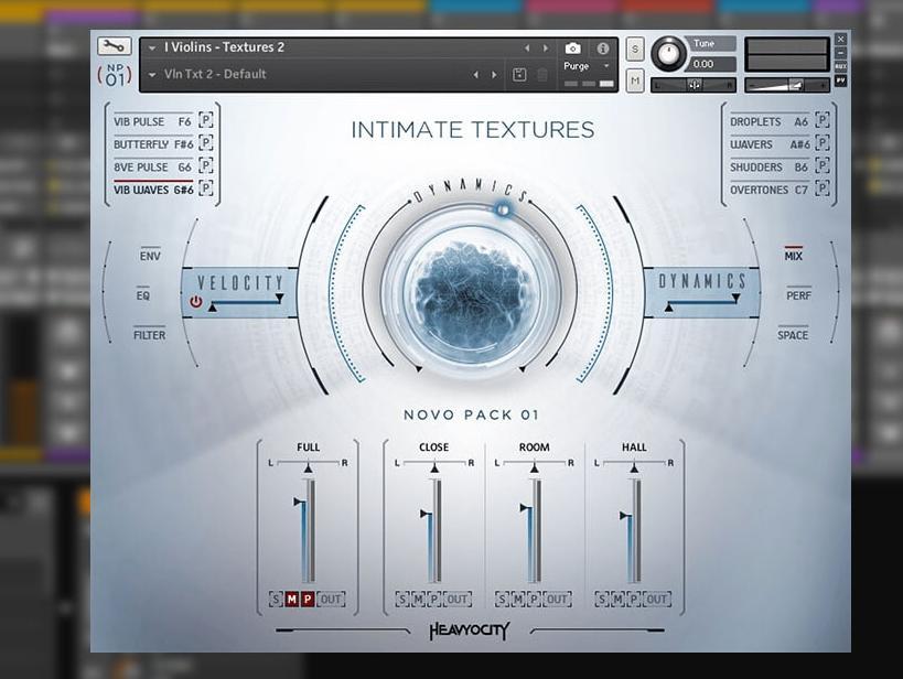 Heavyocity Intimate Textures